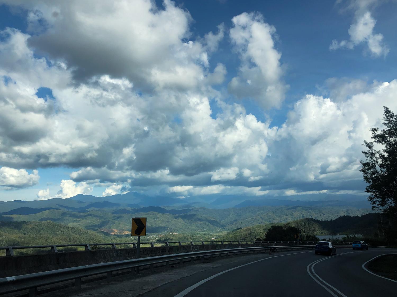 borneo roadtrip